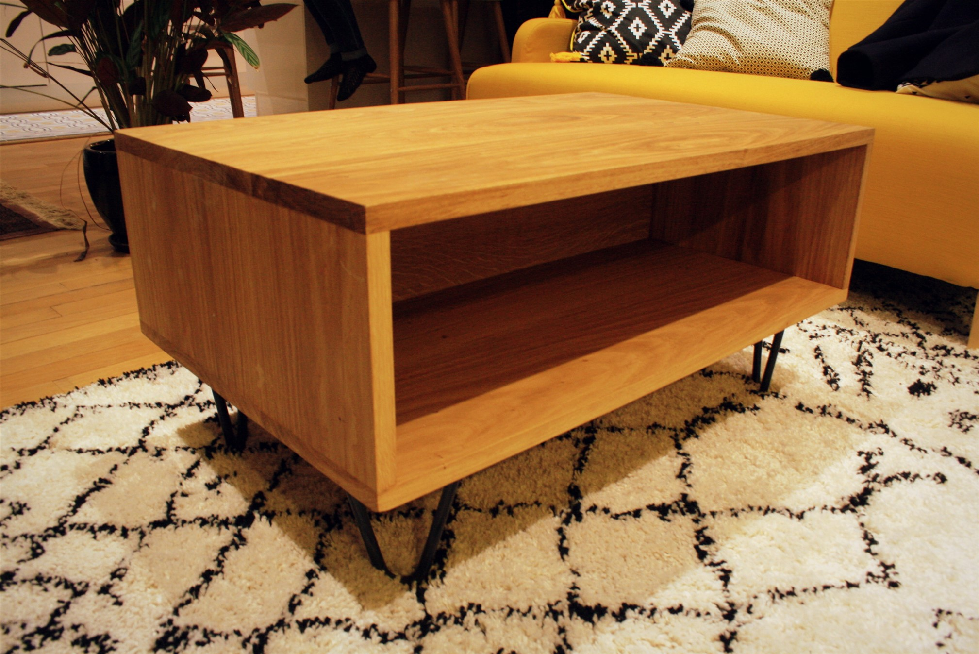 Ripaton Pieds De Table table basse et pieds ripaton   au fil du rabot
